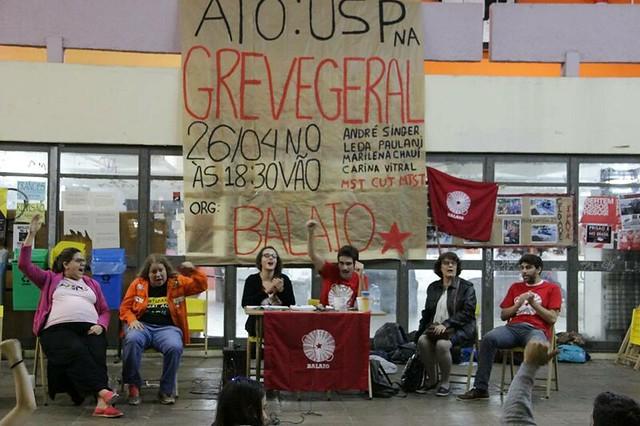 Movimentos populares e de estudantes falam das expectativas para a Greve Geral