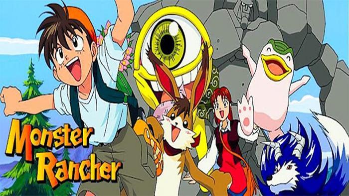 Monster Rancher um grande sucesso dos anos 90
