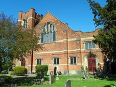 GOC Harrow Weald–Bushey 058: Congregational Church, Bushey