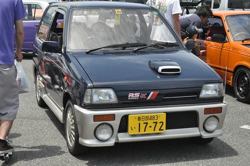 1987 SUZUKI ALTO WORKS RS-X