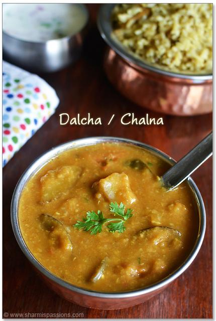 Dalcha Recipe