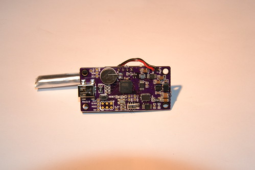 Sensor Board Main Component Side