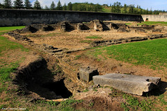 New Gaol Commenced 1836 - Completed 1847, Kingston, Norfolk Island