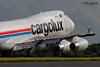 LX-OCV Cargolux Airlines International Boeing 747-4R7F by Nigel Blake, 2 million views Thankyou!