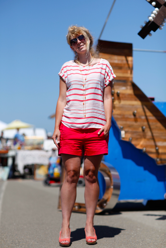 redshorts_af Alameda Flea Market, Quick Shots, street fashion, street style, women