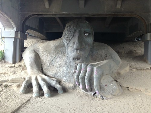 The Fremont Troll | by nickf