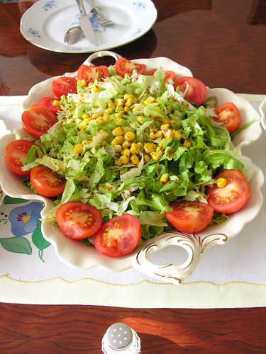 Mantarlı Salata