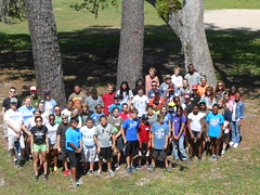 Audubon Nature Institute Youth Volunteer Retreat