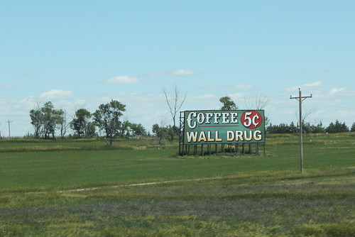 Wall Drug Billboard