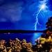 Lightning by mudpig