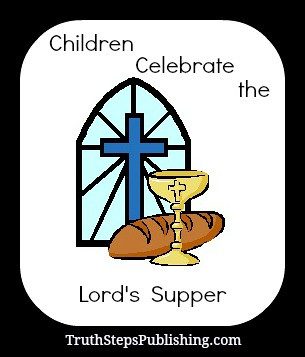 Children Celebrate Lord's Supper