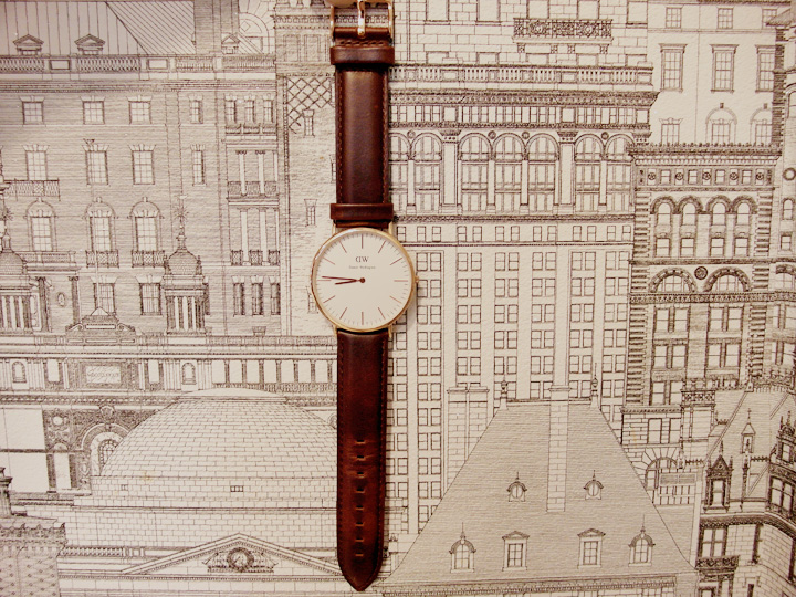 DANIEL WELLINGTON WATCH 2