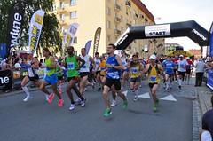 Registrace na Půlmaraton Moravským krasem se blíží tisícovce