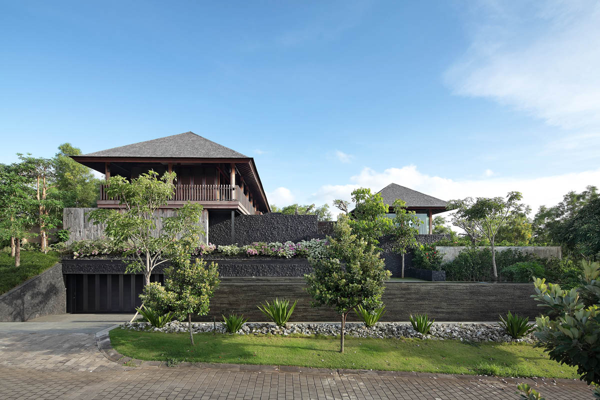 Villa Pecatu design by Wahana Cipta Selaras