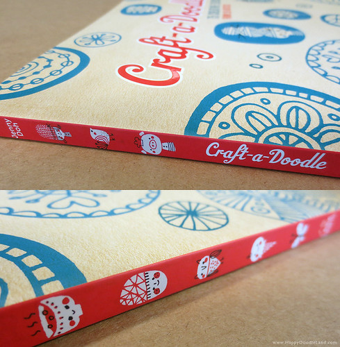 Craft-A-Doodle: Book Spine