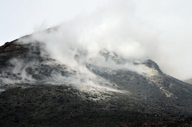 Smokin Etna