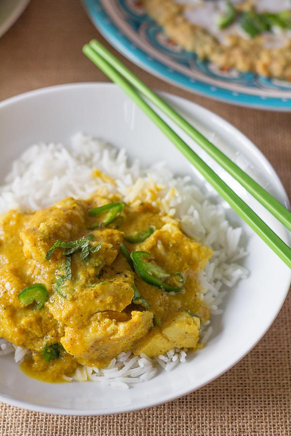 Penang Fish Curry