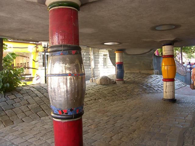 Wien - Hundertwasserhaus