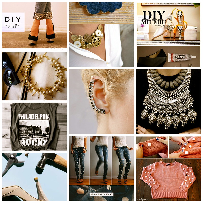 DIY Fashion Favorites