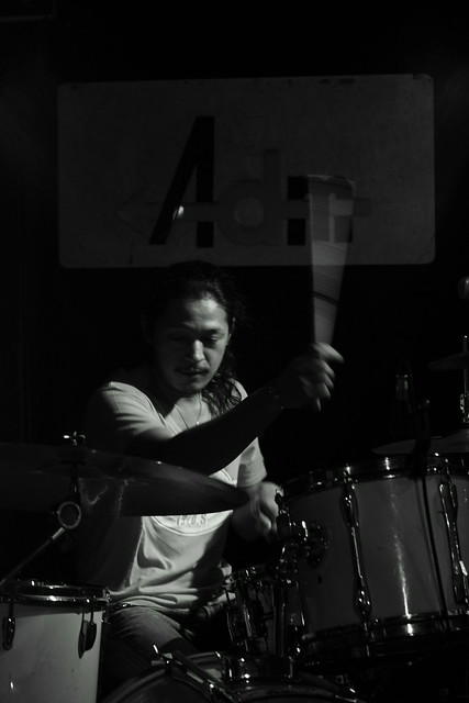 O.E. Gallagher live at Adm, Tokyo, 04 Aug 2013. 009