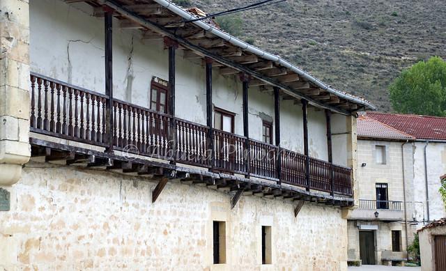 BALCON - TUBILLA DEL AGUA (BURGOS-SPAIN)