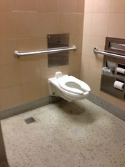 Companion Restrooms at Dallas Fort Worth Airport