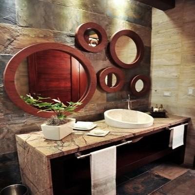 Paredes en piedras para interiores mundodearquitectura - Piedra natural para paredes ...