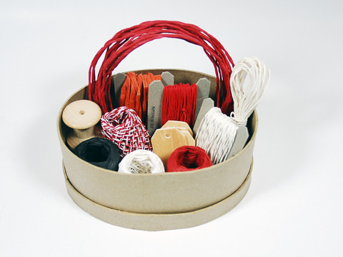 paper twine treasure box