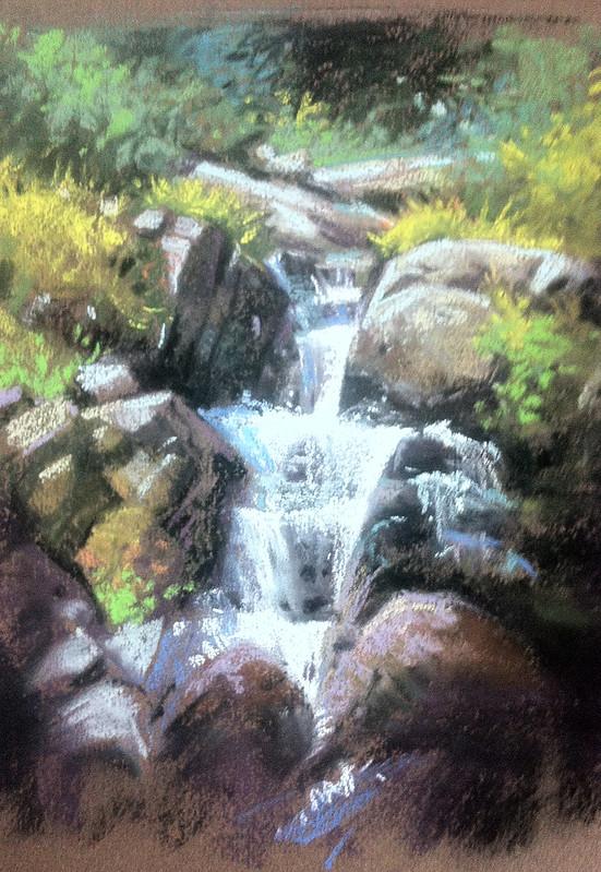 Lundman_waterfallintoEdiza