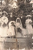Wedding of John William King and Elizabeth Scrivener, Jarrahdale, 10 Feb 1909 & 350