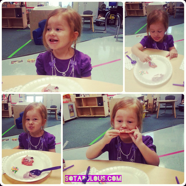 Tova's Third Birthday via sotabulous.com