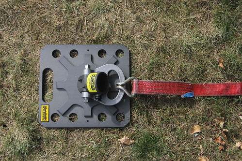 "12"" Base and Ratchet Belt"