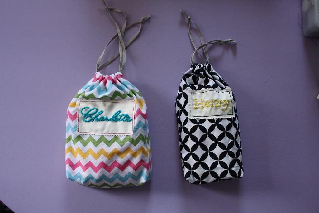Drawstring giftbag