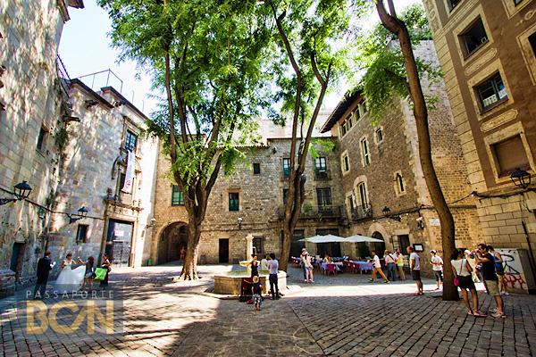Sant Felipe Neri, Barri Gòtic, Barcelona