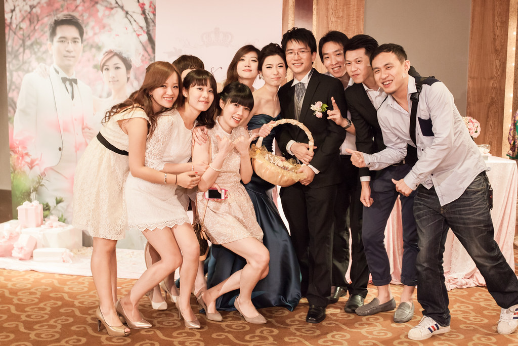 香格里拉 遠東國際大飯店 婚禮記錄