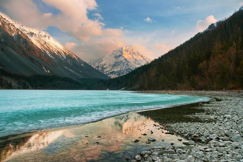 Kucherla Lake, Siberia