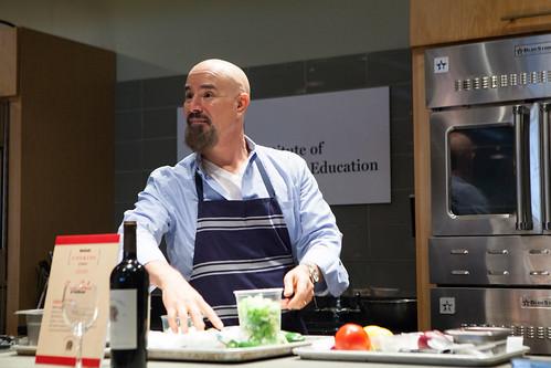 Chef Roberto Santibañez of Fonda Restaurant