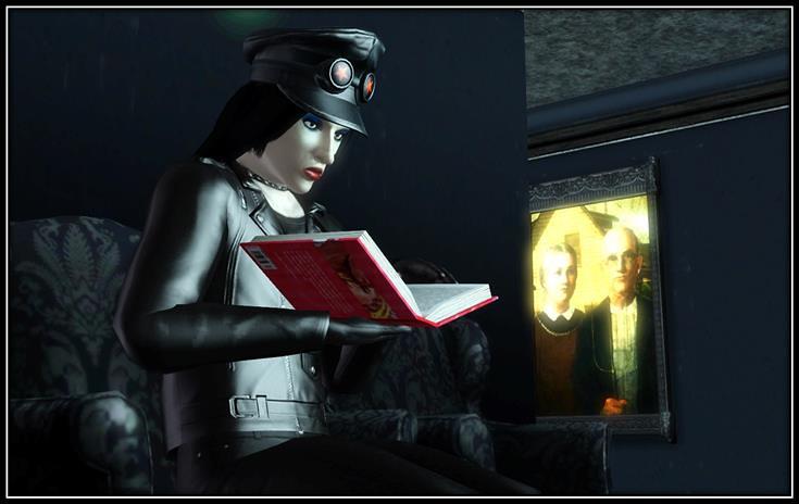 De Sims 3 Midnight Hollow Lucien Hyde