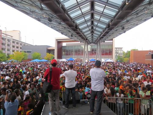 3rd Annual Ethiopian Festival