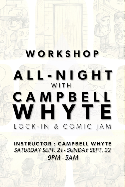 All-Night with Campbell Whyte