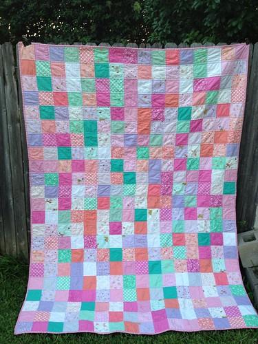 Ellie's quilt