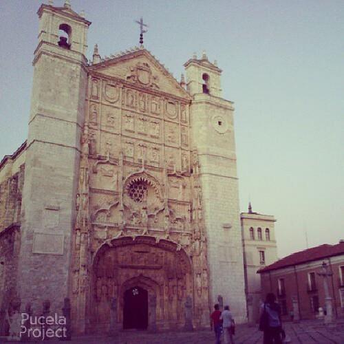 Nunca nos cansamos de ver este rincón de Valladolid: la Plaza de San Pablo #igersvalladolid #valladolid #turismo #rincones