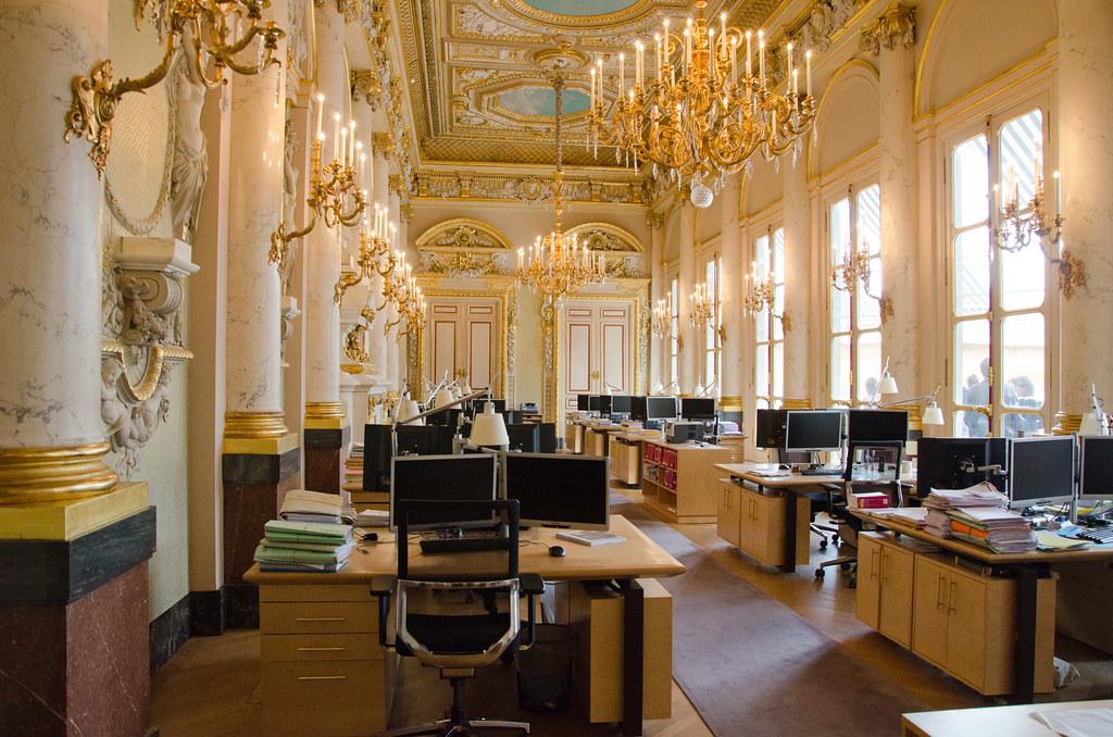 La salle Napoléon