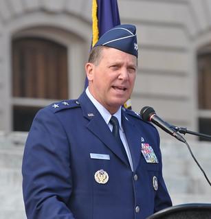 Maj. Gen. Edward W. Tonini, Adjutant General for Kentucky