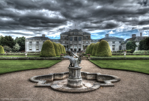 Shugborough Hall HDR