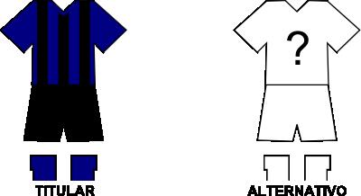 Uniforme Club Inter de Fram