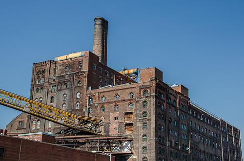 Domino Sugar Refinery - Williamsburg, Brooklyn, New York