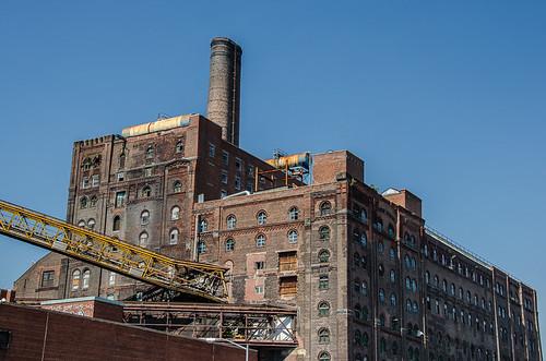 Domino Sugar Refinery - Williamsburg, Brooklyn, New York
