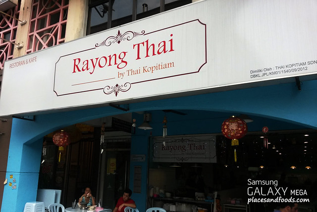 rayong thai