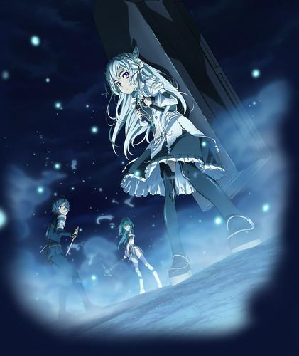 131012(3) - 萌萌侵略者小說家「榊一郎」另一力作《棺姬嘉依卡》也將改編動畫版、海報&製作群揭曉!